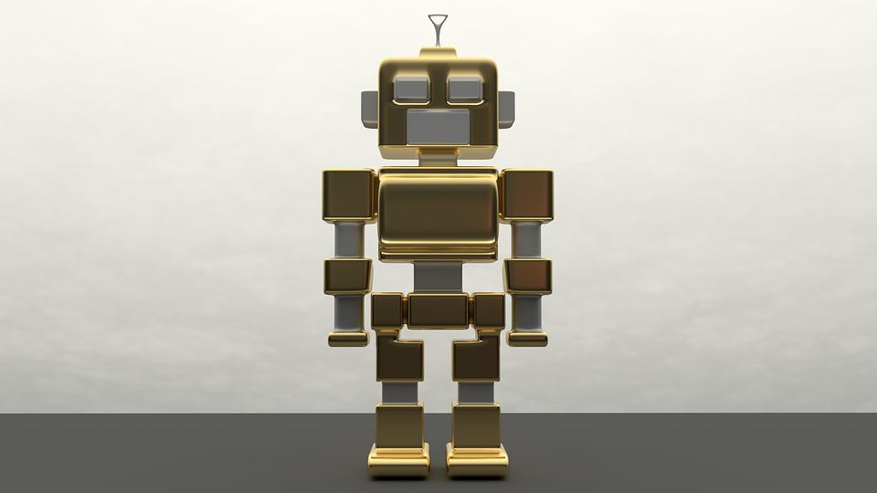 Robotlar insan'dan öğreniyor
