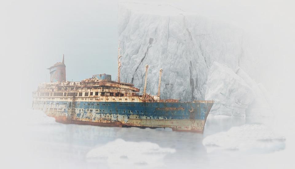 Bakteriler okyanus dibindeki Titanic'i bitiriyor