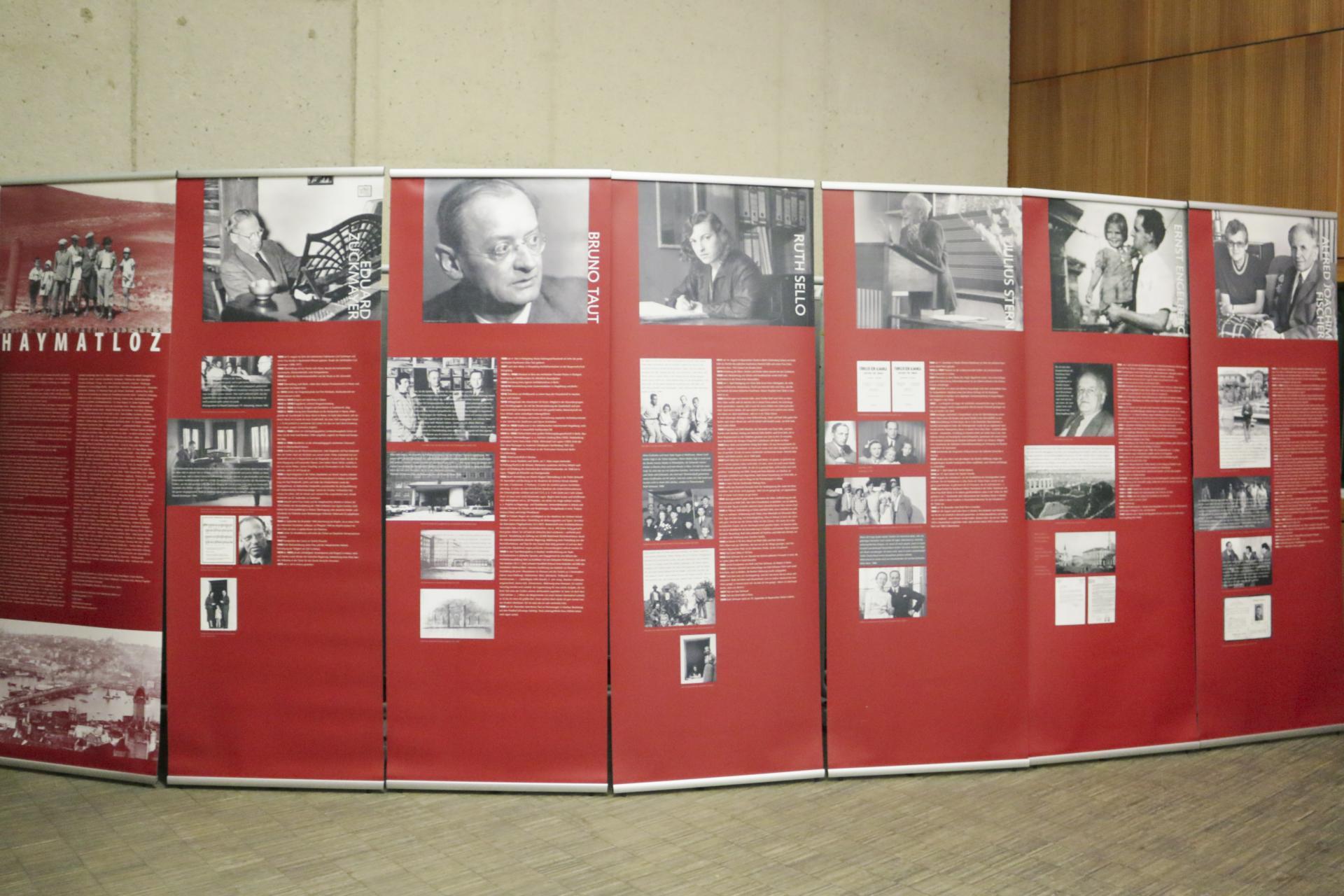 Türkiye'de Sürgün: Alman Akademisyenler İstanbul ve Ankara'da