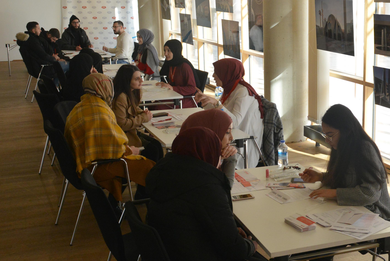 """DİTİB gençliğinden kansere karşı """"duyarlılık"""" kampanyası"""