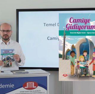 DİTİB'de uzaktan eğitim dersleri başladı