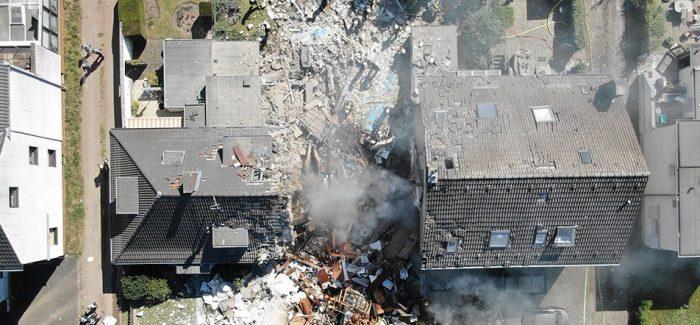 Almanya'da Türk inşaat işçisi enkaz altında kalarak can verdi