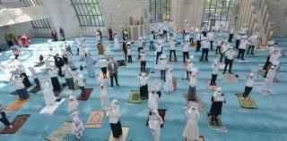 DİTİB'de Kur'an-ı Kerim'e geçme sevinci