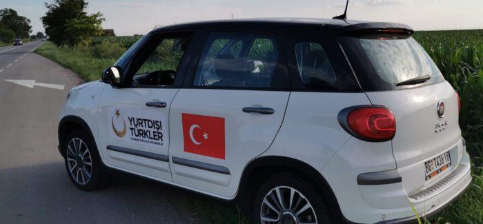 YTB Yola Çıkan Türk Vatandaşlarını Sırbistan'da Karşılıyor